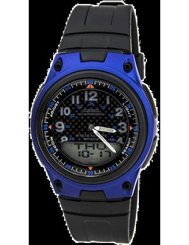Chic Time | Montre Homme Casio AW-80-2BVEF Noir  | Prix : 31,50€