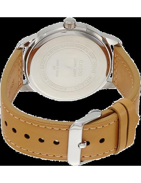 Chic Time | Montre Homme Casio Collection MTP-E128L-2A2V Brun  | Prix : 139,00€