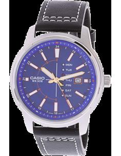 Chic Time | Casio MTP-E128L-2A1V men's watch  | Buy at best price