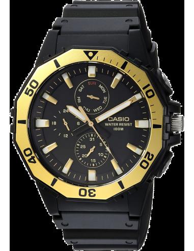 Chic Time | Montre Homme Casio Sport MRW-400H-9AVCF Noir  | Prix : 89,00€