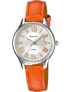 Chic Time | Montre Femme Casio Sheen SHE-4050L-7AUER  | Prix : 55,60 €