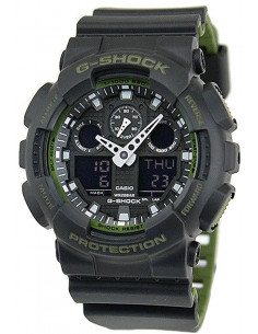 Chic Time | Montre Homme Casio G-Shock GA-100L-1AER Noir  | Prix : 159,00€