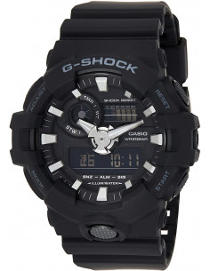 Chic Time | Montre Homme Casio G-Shock GA-700-1BER Noir  | Prix : 99,00€