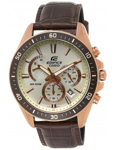 Chic Time | Montre Homme Casio Edifice Classic EFR-552GL-7AVUEF  | Prix : 129,00 €