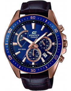 Chic Time | Montre Homme Casio Edifice Classic EFR-552GL-2AVUEF  | Prix : 129,00 €