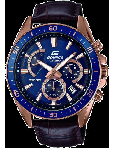 Chic Time | Montre Homme Casio Edifice Classic EFR-552GL-2AVUEF  | Prix : 129,00€