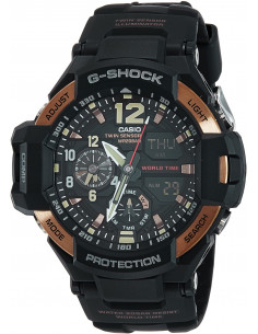 Chic Time | Montre Homme Casio G-Shock GA-1100RG-1AER  | Prix : 279,00 €