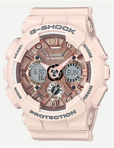 Chic Time | Montre Homme Casio G-Shock GMA-S120MF-4AER  | Prix : 159,00 €