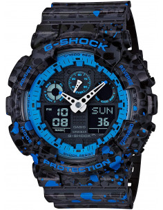 Chic Time | Montre Homme Casio G-Shock GA-100ST-2AJR  | Prix : 549,00 €
