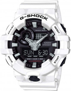 Chic Time | Montre Homme Casio G-Shock GA700-7A  | Prix : 159,00 €