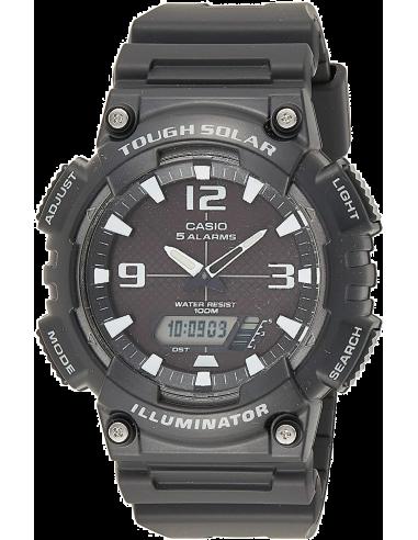 Chic Time   Montre Homme Casio Sport AQ-S810W-1A4VEF Noir    Prix : 59,00€
