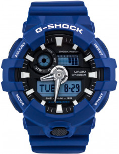 Chic Time | Montre Homme Casio G- Shock GA-700-2AJF  | Prix : 219,00 €