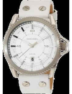 Chic Time | Montre Homme Diesel Rollcage DZ1755 Blanc  | Prix : 135,15€