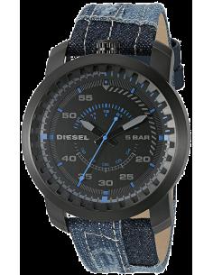 Chic Time | Montre Homme Diesel Rig DZ1748 Bleu  | Prix : 152,15€