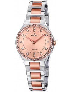 Chic Time | Montre Femme Festina Trend F20226/4 Or Rose  | Prix : 179,00 €