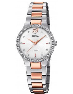 Chic Time | Montre Femme Festina Mademoiselle F20241/2 Or Rose  | Prix : 139,00 €