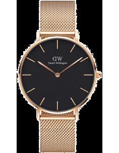 Chic Time | Montre Femme Daniel Wellington Classic Petite Melrose DW00100303  | Prix : 169,00€