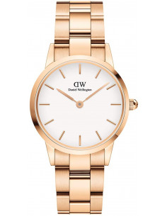 Chic Time | Montre Femme Daniel Wellington Iconic Link DW00100213  | Prix : 179,00 €