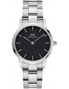 Chic Time | Montre Femme Daniel Wellington Iconic Link DW00100208  | Prix : 125,30 €