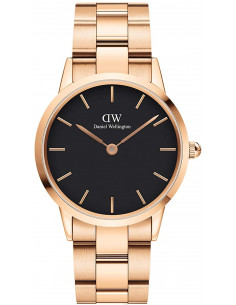 Chic Time | Montre Femme Daniel Wellington Iconic Link DW00100214  | Prix : 89,50 €