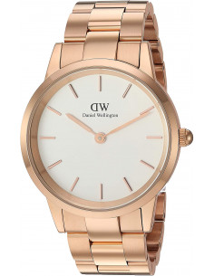 Chic Time | Montre Femme Daniel Wellington Iconic Link DW00100209  | Prix : 189,00 €