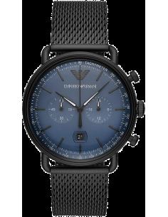 Chic Time | Montre Homme Emporio Armani Aviator AR11201 Chronographe  | Prix : 231,20€