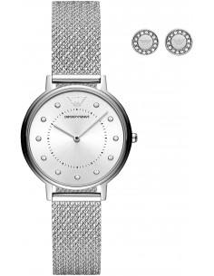 Chic Time | Montre Femme Emporio Armani Kappa AR80029  | Prix : 287,20€