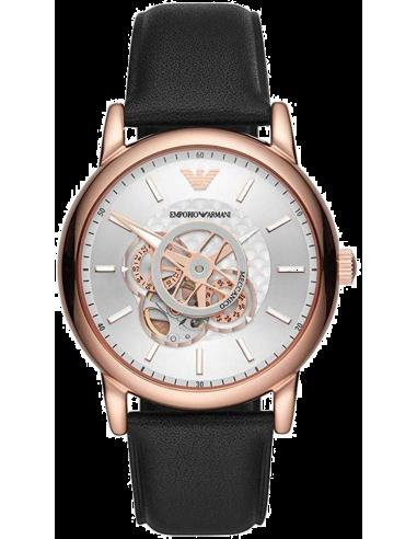 Chic Time   Montre Homme Emporio Armani Meccanico AR60013    Prix : 209,99€