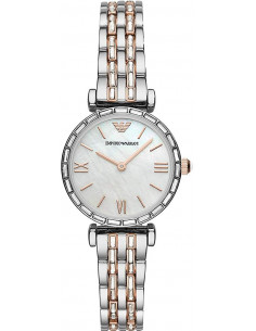 Chic Time | Montre Femme Emporio Armani Gianni T-Bar AR11290  | Prix : 335,30 €