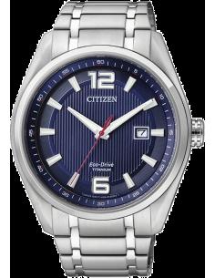 Chic Time   Montre Homme Citizen Eco-Drive AW1240-57M Titane    Prix : 319,20€