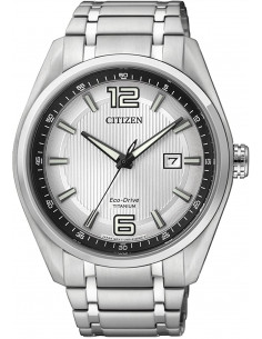 Chic Time | Montre Homme Citizen Eco-Drive AW1240-57B Titane  | Prix : 299,25 €