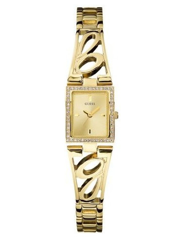Chic Time   Montre Guess Femme W11536L1 Or    Prix : 164,90€