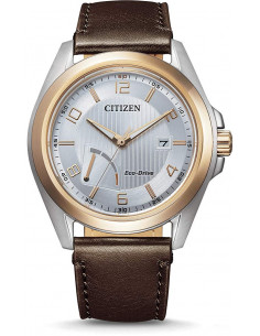 Chic Time | Montre Homme Citizen Eco-Drive AW7056-11A  | Prix : 287,20€