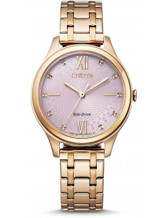 Chic Time | Montre Femme Citizen Eco-Drive EM0503-75X  | Prix : 287,20 €