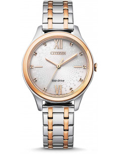 Chic Time | Montre Femme Citizen Eco-Drive EM0506-77A  | Prix : 287,20 €