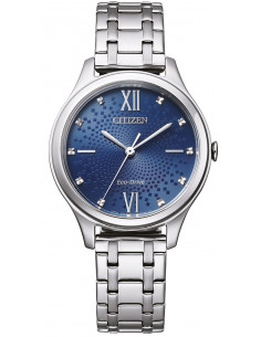 Chic Time | Montre Femme Citizen Eco-Drive EM0500-73L  | Prix : 287,20 €