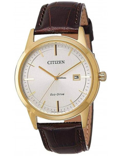 Chic Time | Montre Homme Citizen Eco-Drive AW1233-01A  | Prix : 239,25 €