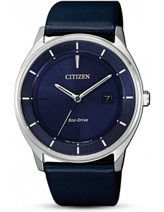 Chic Time | Montre Homme Citizen Eco-Drive AW1233-01A  | Prix : 224,25 €