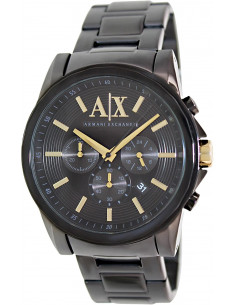 Chic Time | Montre Homme Armani Exchange Banks AX2094  | Prix : 194,25 €
