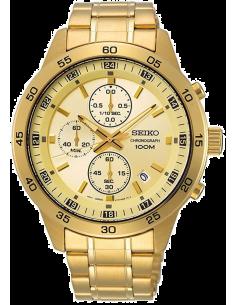 Chic Time | Montre Homme Seiko Sport SKS646P1 Chronographe  | Prix : 240,00€