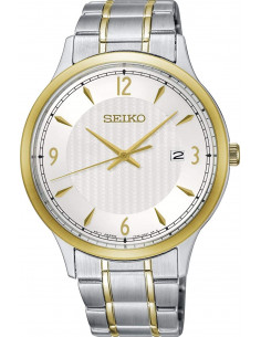 Chic Time | Montre Homme Seiko Neo Classique SGEH82P1  | Prix : 186,75€