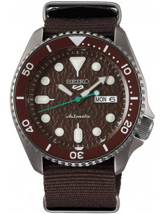 Chic Time | Montre Homme Seiko 5 Sports SRPD85K1 Automatique  | Prix : 396,75 €