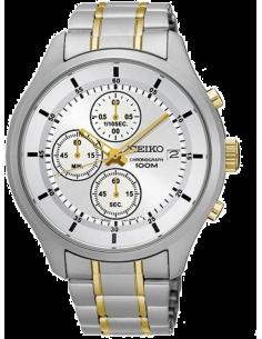 Chic Time | Montre Homme Seiko SKS541P1 Chronographe  | Prix : 156,75€