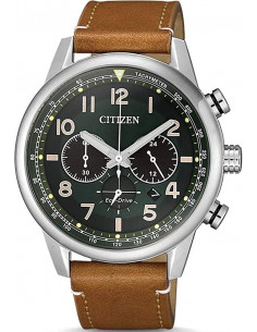 Chic Time | Montre Homme Citizen Eco-Drive CA4420-21X Chronographe  | Prix : 289,00€