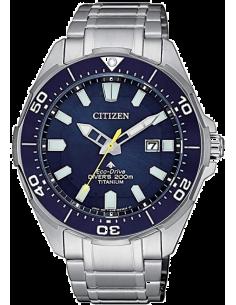 Chic Time | Montre Homme Citizen Promaster Eco-Drive BN0201-88L Titane  | Prix : 449,25€