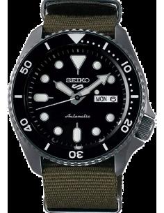Chic Time | Montre Homme Seiko 5 Sports Automatique SRPD65K4 Militaire  | Prix : 434,25€