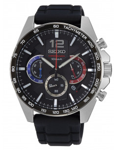 Chic Time | Montre Homme Seiko Sport SSB347P1 Chronographe  | Prix : 269,25€