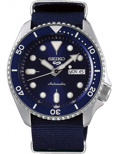 Chic Time | Montre Homme Seiko 5 Sports SRPD51K2 Automatique  | Prix : 411,75 €