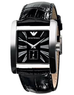 Chic Time | Montre Homme Emporio Armani Classic AR0180 Noir  | Prix : 164,50€