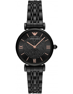 Chic Time | Montre Femme Emporio Armani Gianni T-Bar AR11245  | Prix : 209,50 €